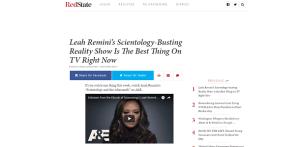 Scn Aftermath Episode 2: Scientology Sort Of Responds