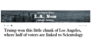 New Scientology Lies