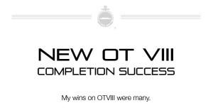 OT VIII Damned With Faint Praise