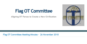 Flag OT Committee — Aligning OT Forces