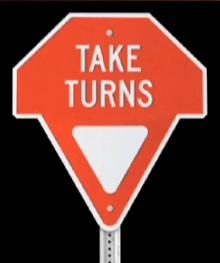 taketurns