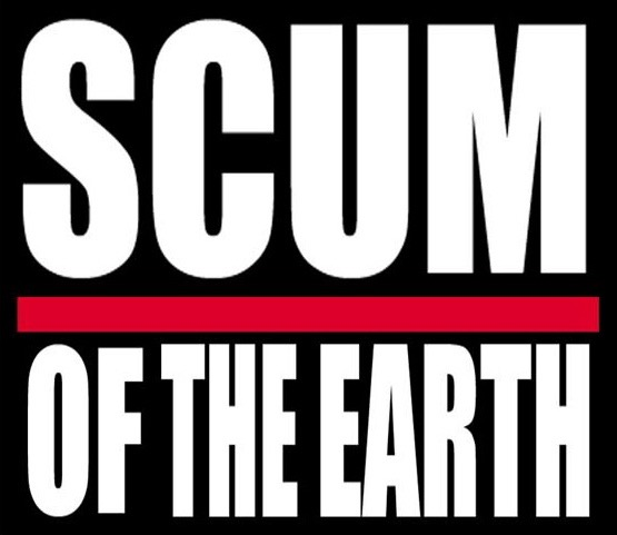 Scum of the Earth logo