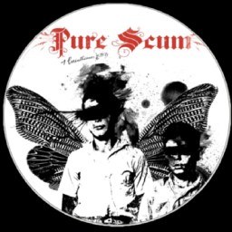 Pure Scum book by Mike Sares