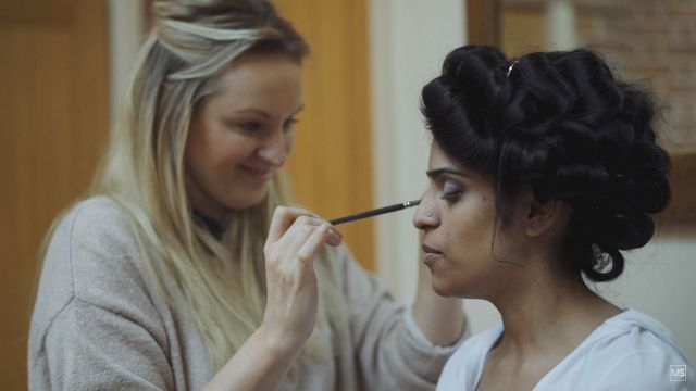 wedding hair and makeup in norfolk - hints and tips