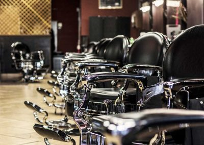 Mike Barbershop Chairs View 1