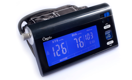 Ozeri CardioTech Premium Series BP3T