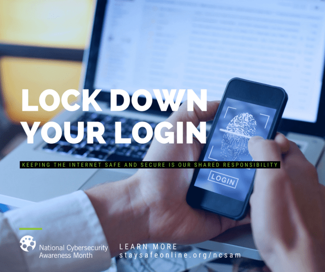 Lock down your login