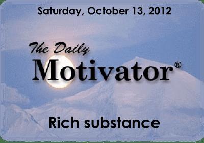 Rich Substance