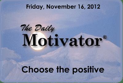 Choose Positive