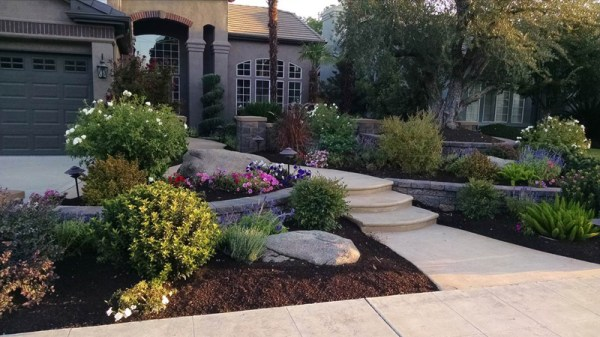 evergreen landscaping mike's
