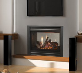 Gas Fireplaces  Mikes Heating
