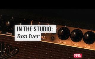 In the Studio: Bon Iver
