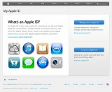 Apple - My Apple ID
