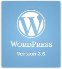 WordPress Version 3.6