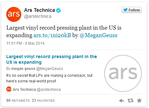 Largest vinyl record pressing plant in the US is expanding