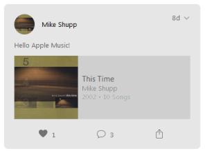 Hello Apple Music!
