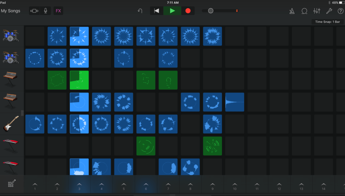 Huge New Update To GarageBand for iOS