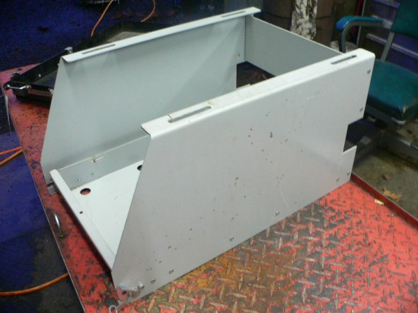 Heavy Duty Generator Slide Out Trays - Year of Clean Water