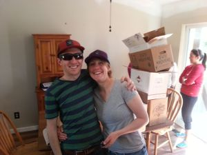 Court and I moving in