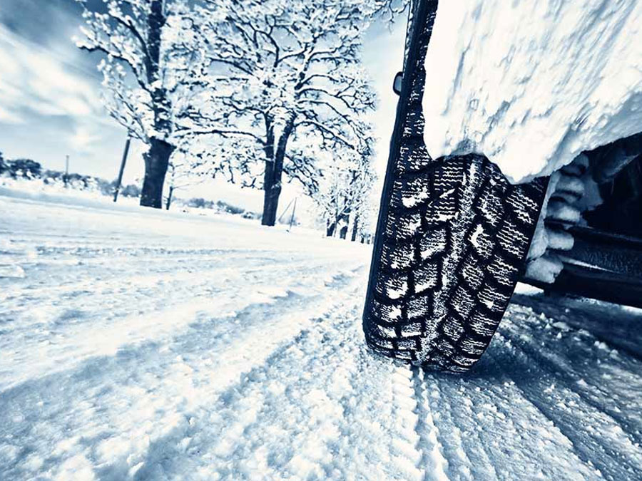 Winter Tyres from Mike Stokes