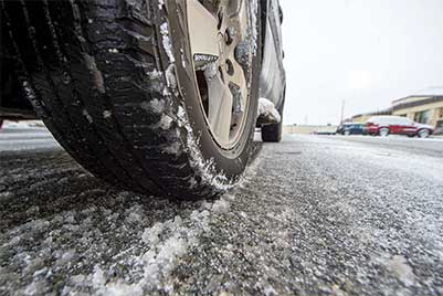 Winter tyre requirements and EU legislation