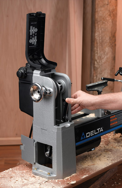 Delta Wood Lathe Model 46 700