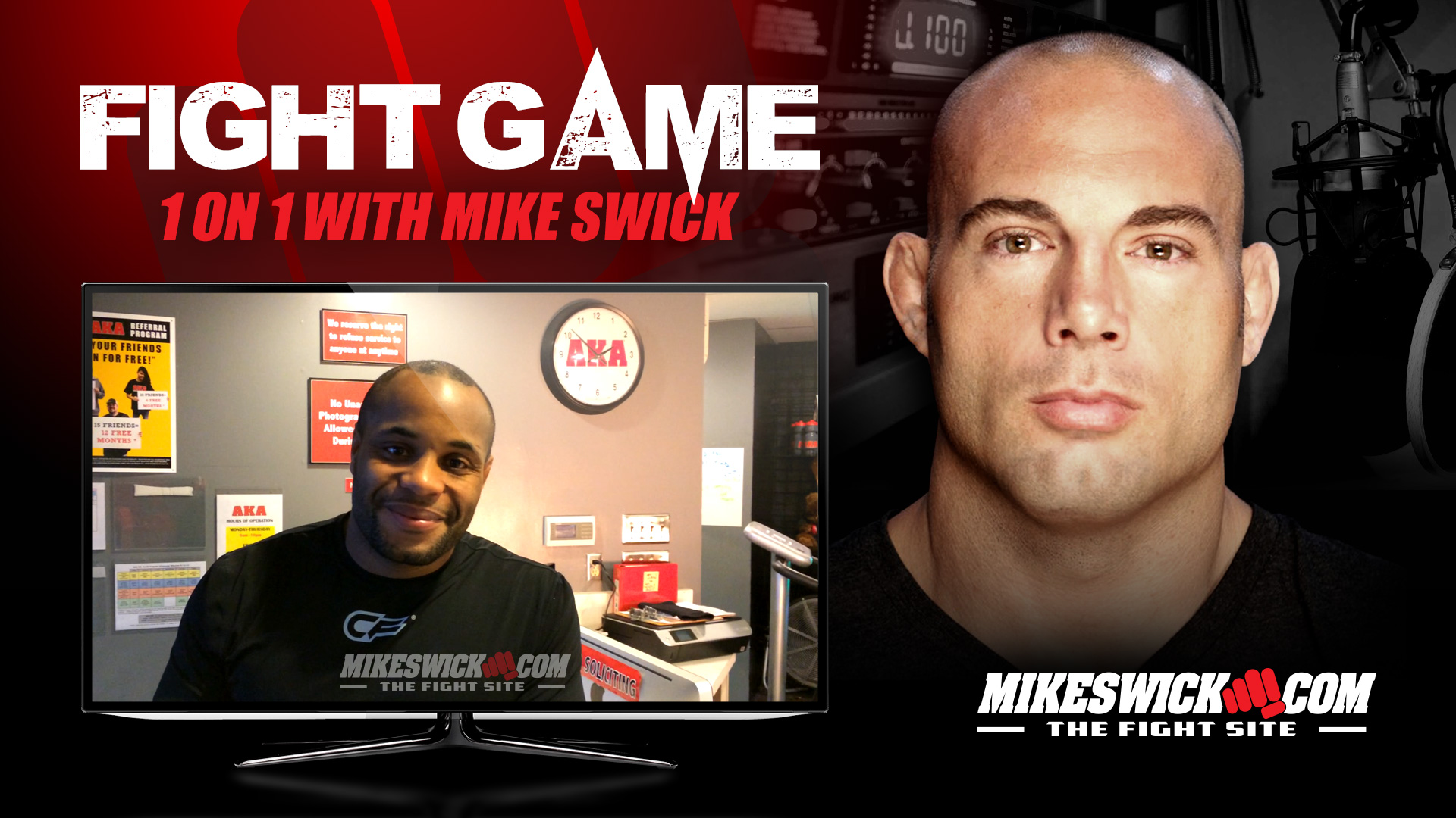 Fight Game 1 on 1 with Mike Swick