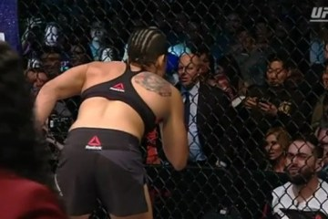 Nunes blasts Rousey's corner following vicious TKO