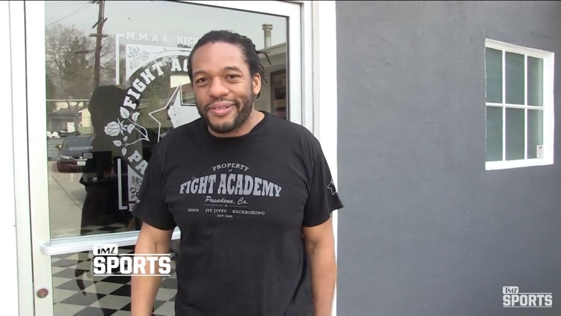 Herb Dean weighs in on Nunes vs. Rousey