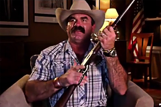 """Don Frye: """"Death took a lot of people in 2016. He tried twice with me and failed both times"""""""