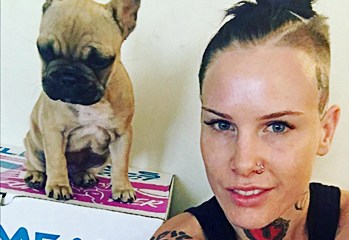Rowdy Bec Rawlings addresses why she missed weight at the weigh-ins this morning.