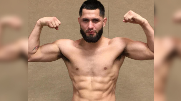 Jorge Masvidal posts a message and once again, he keeps it 100%.