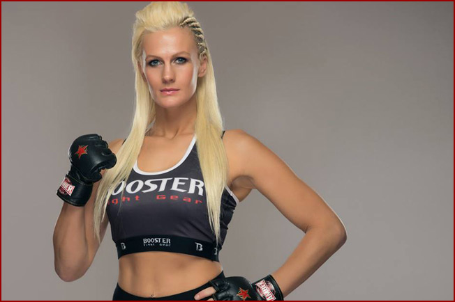 Invicta FC standout Cindy Dandois headed to the UFC