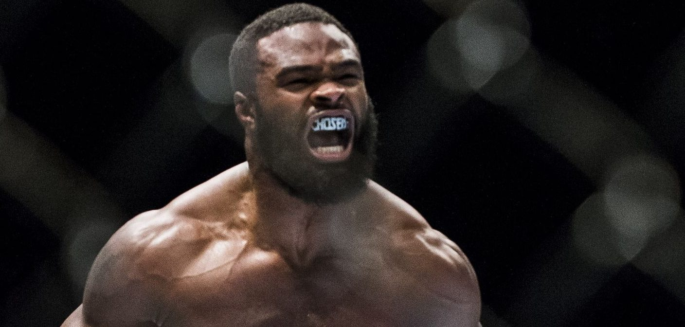 tyron woodley champ camp