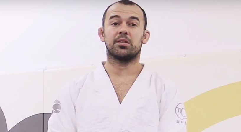 Jiu-Jitsu icon Marcelo Garcia, suspends Dillon Danis from his gym.