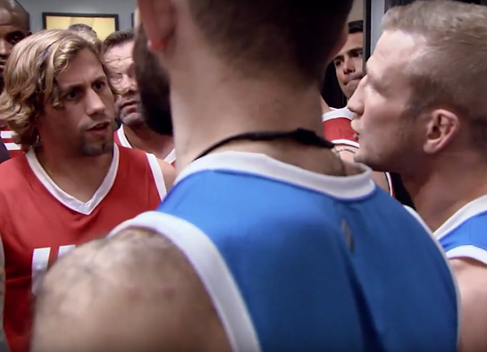 If you missed TUF, you missed Urijah Faber finally confronting TJ Dillashaw about his Team Alpha Male Departure