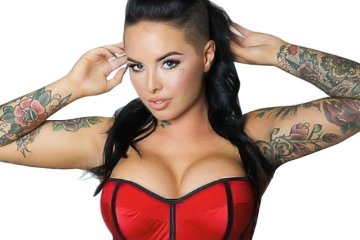 Christy Mack offers others hope, after life sentencing of War Machine