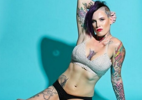 Despicable B. Rowdy Bec Rawlings.