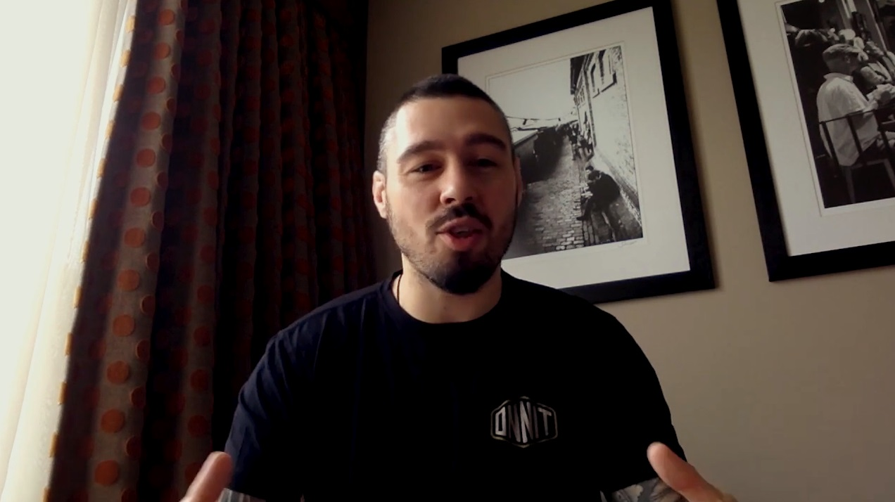 Dan Hardy breaks down May/Mac with no bias, on The Real Quick Podcast