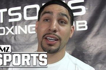 Danny Garcia wants Conor McGregor and all the money that comes with it
