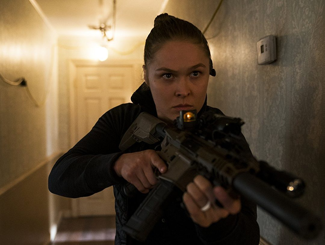 Here's the trailer for Mile 22, Ronda Rousey's new movie