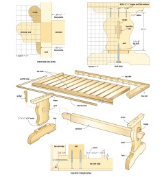 5 dining table plans for woodworking enthusiasts to try water table diagram dining table diagram [ 1275 x 1650 Pixel ]