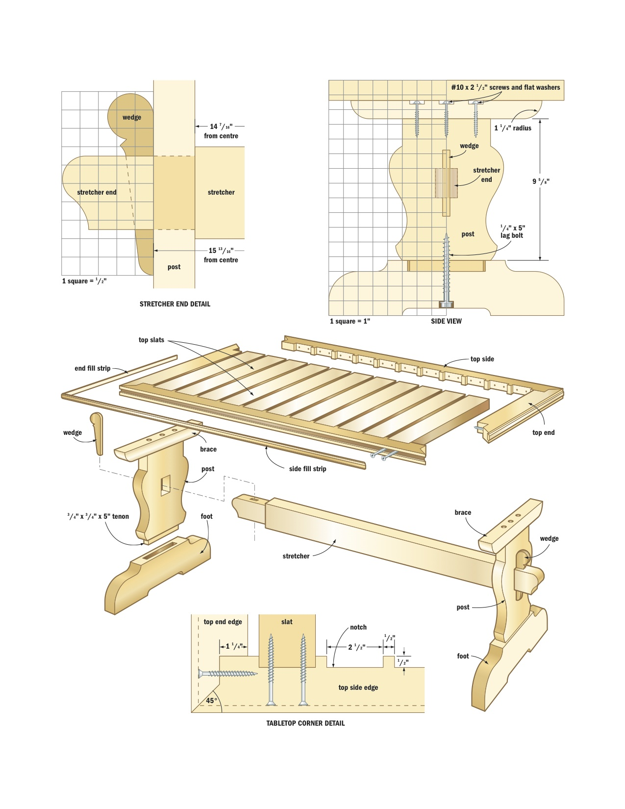 hight resolution of 5 dining table plans for woodworking enthusiasts to try water table diagram dining table diagram