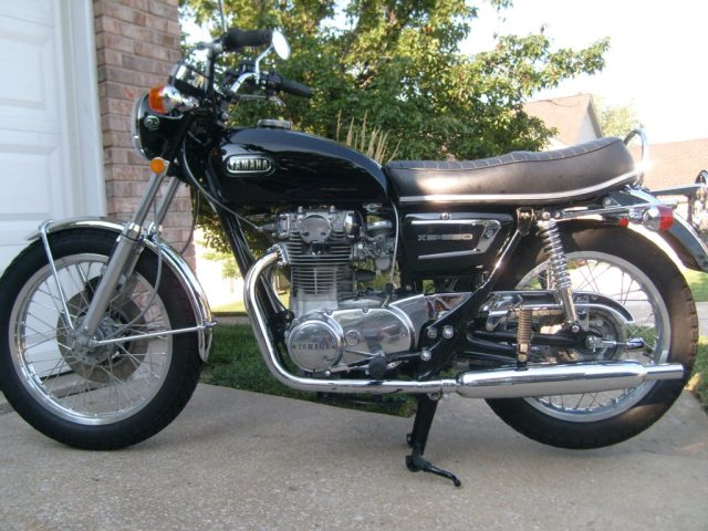 1972 Yamaha Xs650 Parts | hobbiesxstyle