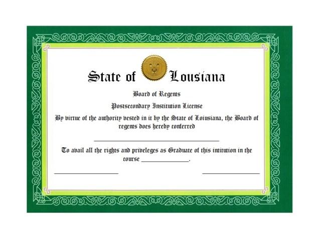 Diploma Certificate Template 01