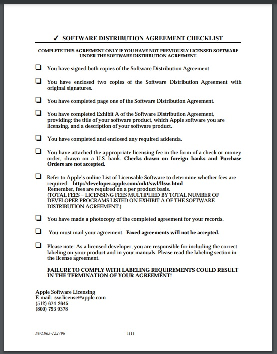 Distribution agreement template 01..