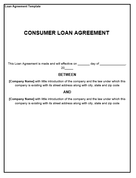 loan agreement template 08