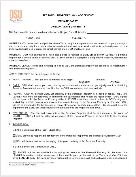 loan agreement template 15