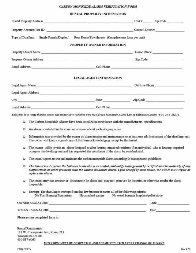 rental verification form 04