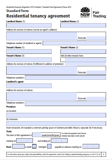 room rental agreement template 06